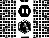 Hexagon Composition