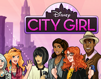 Disney City Girl
