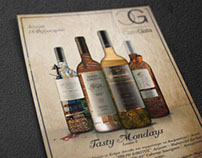 Cafe Gala / Tasty Mondays