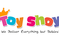 Logo Design for TOYSHOY