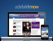 AdelaideNow - Responsive Redesign