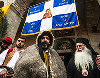 National Day, Agia Lavra Monastery
