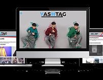 Yashtag - Web Design and Branding