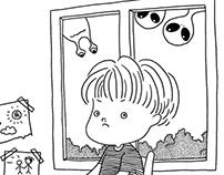 《萊利博士的教養妙招》插畫