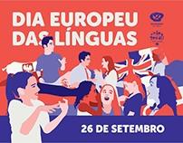 """Divulgação """"Dia Europeu das Línguas 2017"""""""