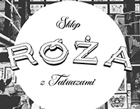 Róża Art Direction / Visual Identification