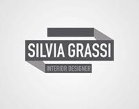 Logo design - Silvia Grassi, designer
