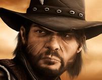 John Marston - Red Dead Redemption