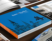 Ben + Burka Branding/Print