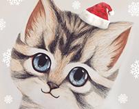Merry Christmas! Meow...