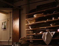 Knopka - Short Film (2012) - Set-Design Assistant