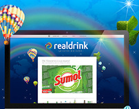 Realdrink | website
