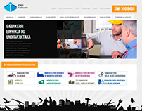 Website for IDAN Vocational Center
