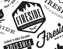 Fireside Logo Concepts