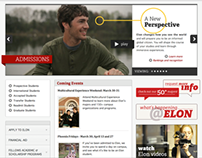Elon University Online Branding