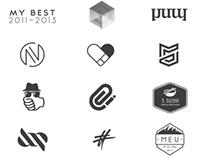Best of : 2011 - 2013
