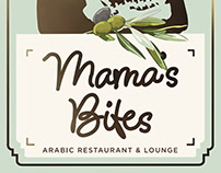 Mamas Bites Dubai - Creating social media posts