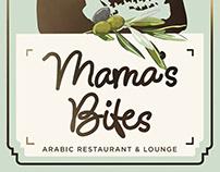 Mamas Bites Dubai - Creating social media posts