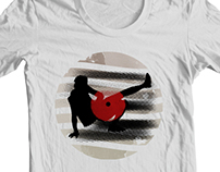 Vinyl Records Vintage Retro Grunge T-Shirt!