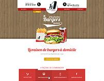 Burger e-Shop