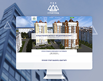 Dnieper Dreams - - UX/UI web design, development