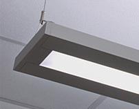 SLIM luminaire platform