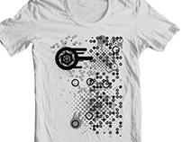 Cool Dotty Dots & Crazy Circles...T-Shirt Design