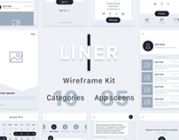 Liner Wireframe Kit (FREE)