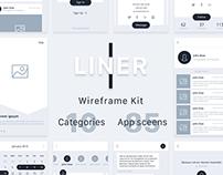 Liner Wireframe Kit (FREE)