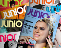 Redesign Revista Júnior