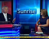 Sunrise, Sky News