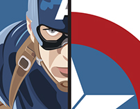 Marvel Project - Captain America