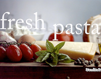 Fresh pasta....a visual recipe