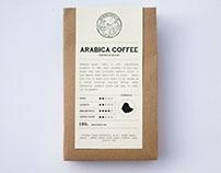 Packaging - New Black Coffee Lab