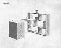 Muebles Nahí - Illustraciones