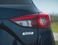 Mazda 3 1.5 Skyactiv-D - Motor O2