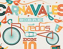 CARNAVALES SOBRE RUEDAS 2013