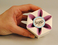 Package Design Soap