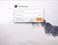 TruView Live UI (2014-2015)