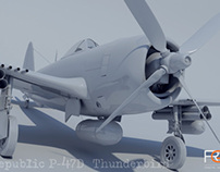 Republic P47-D