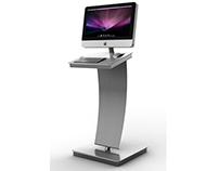 Apple Display stands for iPad, iMac en MacBook