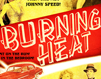 Classic Posters - Burning Heat