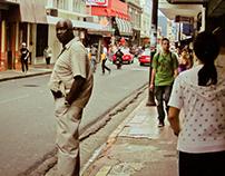 Streets of San José