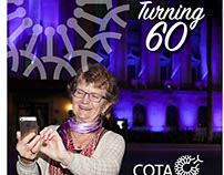 COTA Queensland, Turning 60 24 page anniversary booklet