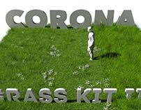 Grass Kit 3.1 - C4D + Corona