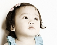 Child Portrait: Summer - Silay City Photographer