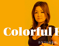 Colorcult Website