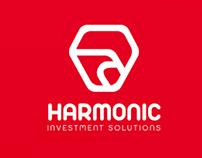 Harmonic Investment. Corporate Identity.