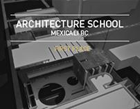 Facultad de Arquitectura UABC