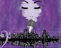 Miami Jazzfest - promotional poster